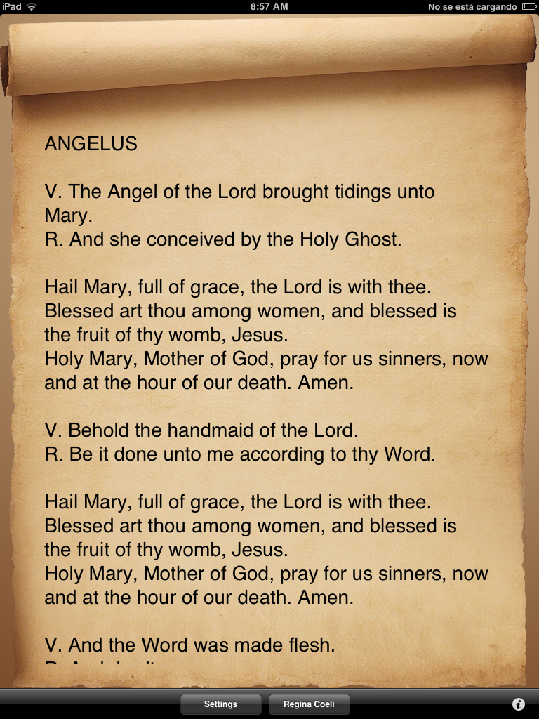 Angelus for iPad - Electronic Business Solutions